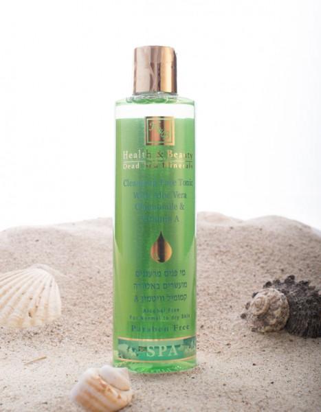 Health & Beauty - Tonic angereichert mit Aloe Vera, ohne Alkohol