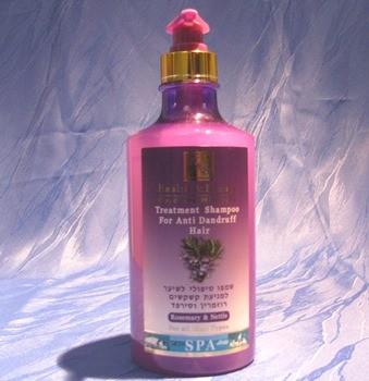 """Health & Beauty - Antischuppenschampoo """"Rosmarin & Brennnessel"""" für jeden Haartyp"""