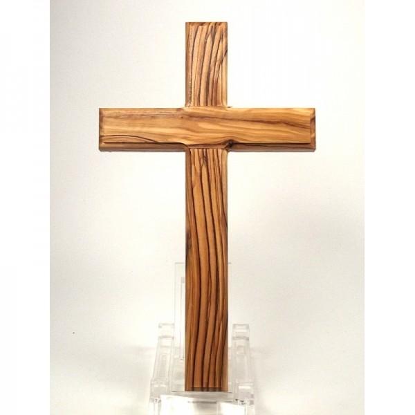 Olivenholz-Kreuz 18 cm