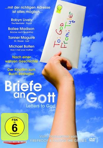 Briefe an Gott - Letters To God - DVD - Preis gesenkt: vorher 12,99 €