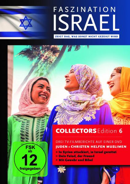 DVD: FaszinatioN Israel - Juden und Christen helfen Muslimen - No.: 6
