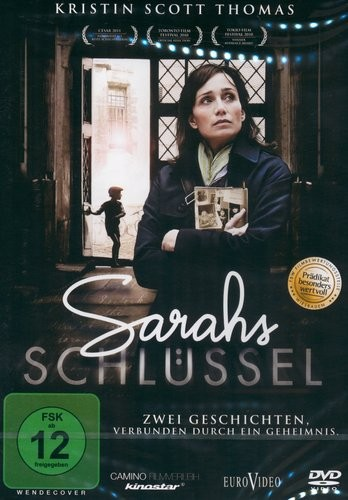 DVD: Sarah's Schlüssel