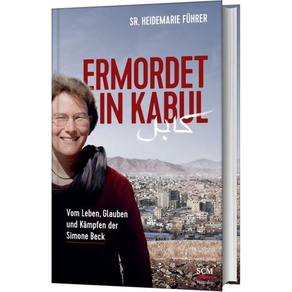 Schw. Heidemarie Führer, Ermordet in Kabul