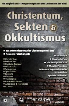 Christentum, Sekten und Okkultismus - Studienfaltkarte 5