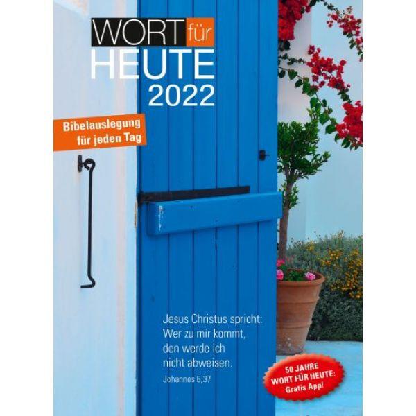 Wort für heute 2022 - Buchkalender