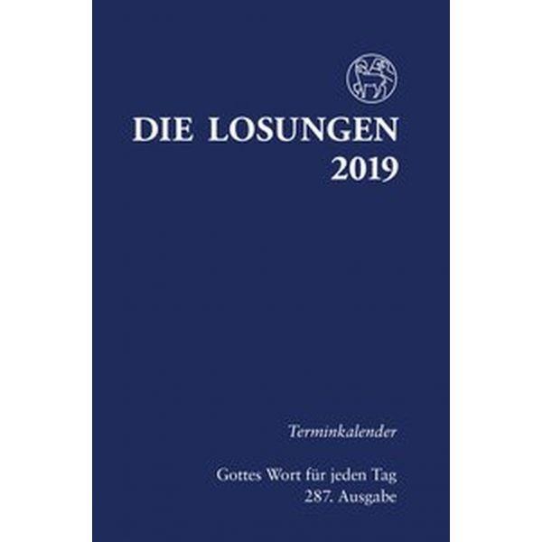 Losungen 2019, Terminkalender