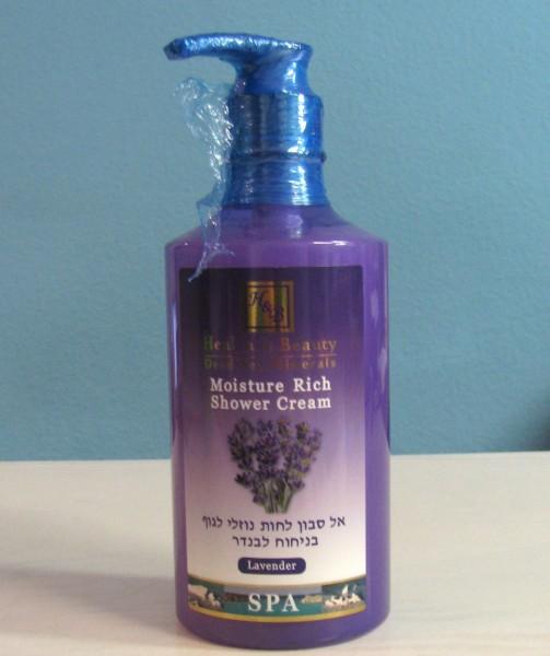 H & B: Duschgel angereichert mit Lavendel für jeden Hauttyp- 780 ml
