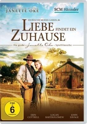 Liebe findet ein Zuhause - DVD - Preis gesenkt: vorher 17,95 €