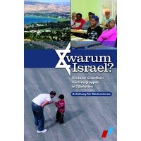 Warum Israel? - Moderatorenheft