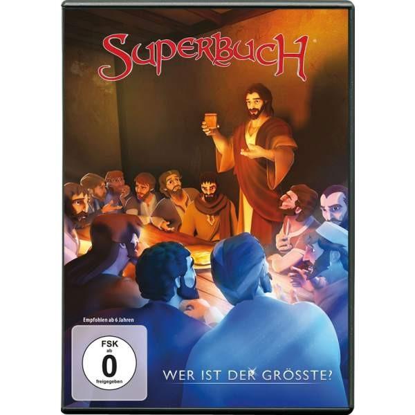DVD - Superbuch - Wer ist der Größte? (10)