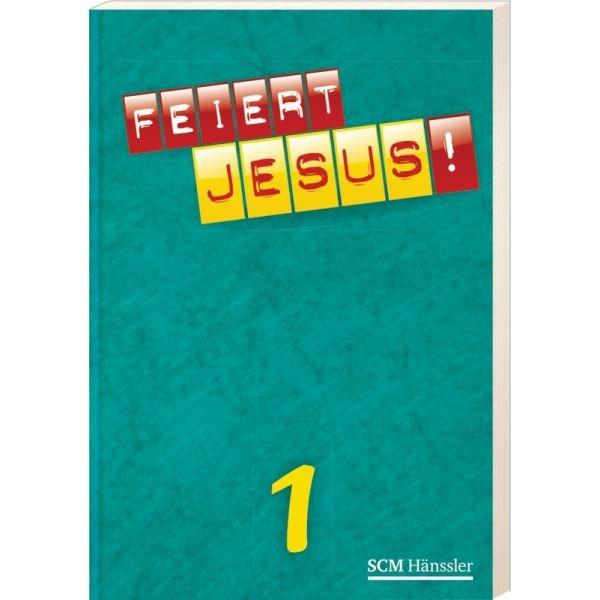 Feiert Jesus! 1 (Liederbuch)