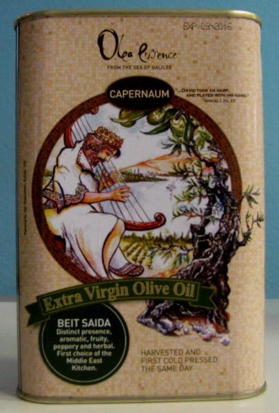 """Capernaum Vista Farms"" Olivenöl - Extra Virgin - Inhalt: 900 ml"