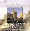 Various: As A Thousand Years - CD