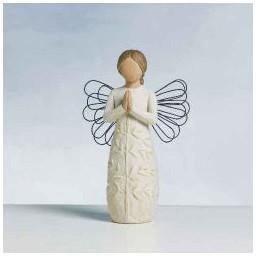 """Figur """"Engel Ein Baum, ein Gebet"""""""