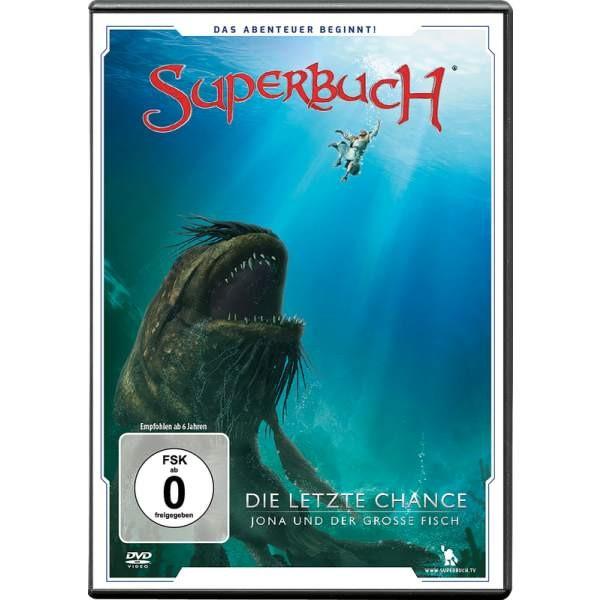 DVD - Superbuch Staffel 2 - Jona und der große Fisch (1)