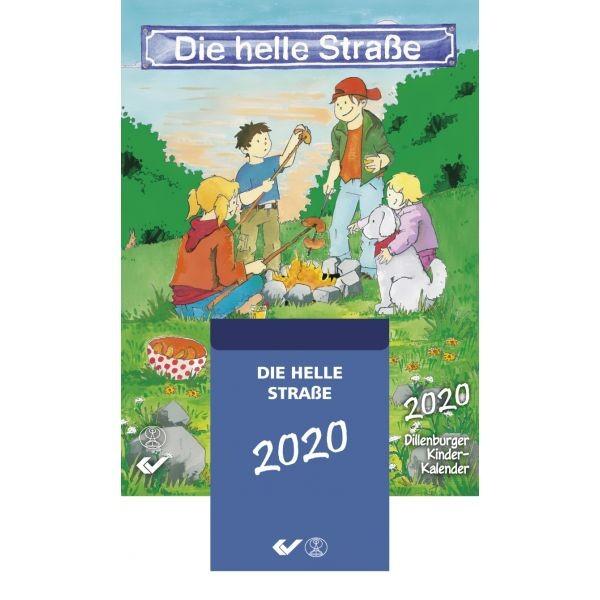 Die Helle Straße 2020 - Abreißkalender