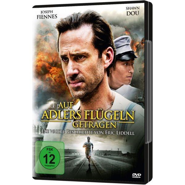 DVD Auf Adlers Flügeln getragen