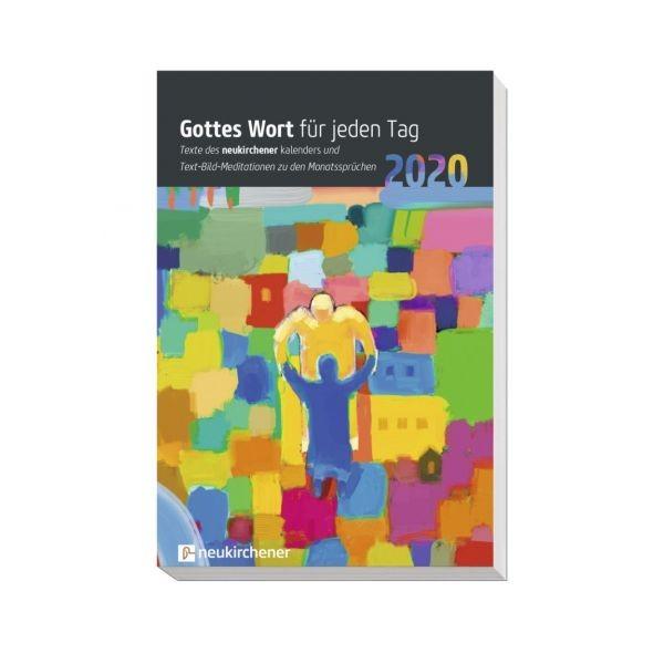Gottes Wort für jeden Tag 2020 - Andachtsbuch