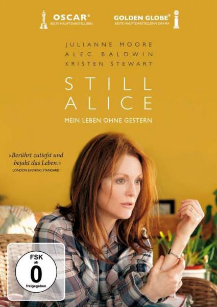 DVD, Still Alice
