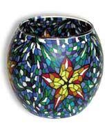 "Kerzenglas ""Chagall"""