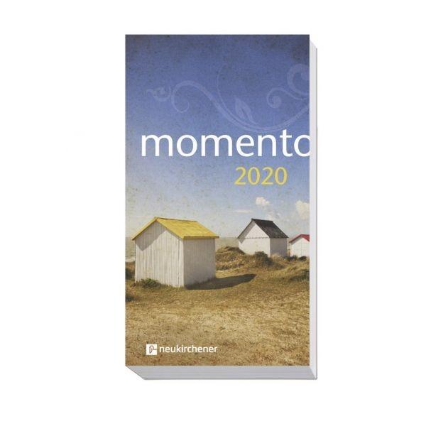 Momento 2020 - Buchkalender (Konstanzer)