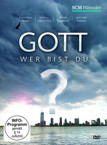 Gott - Wer bist du? - DVD - Preis gesenkt: vorher 12,95 €