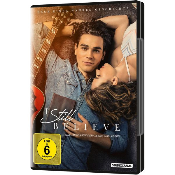 DVD - I still believe