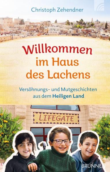 Willkommen im Haus des Lachens (Christoph Zehendner)