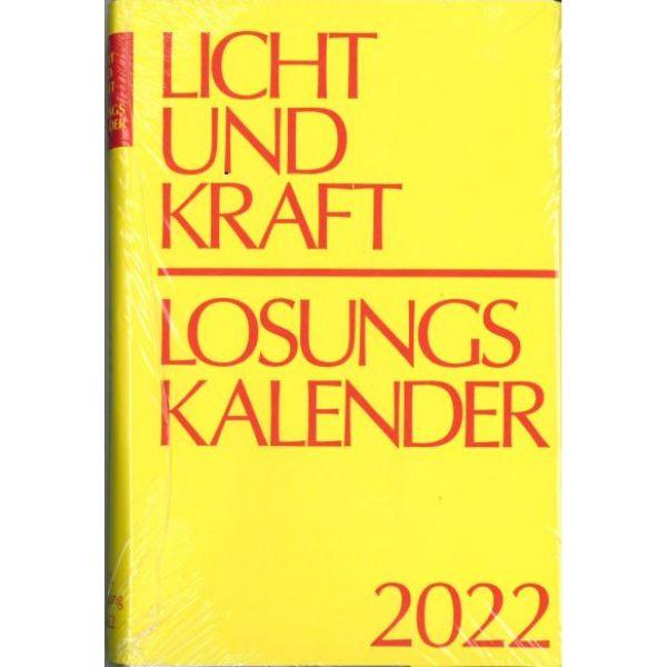 Licht und Kraft 2022, Reiseausgabe