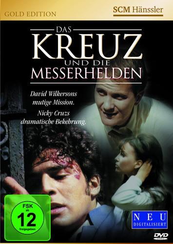 DVD Das Kreuz und die Messerhelden
