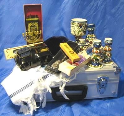 Judaica-Koffer