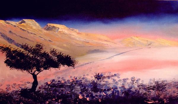 Pink Negev ( Unikat No: 2364 )