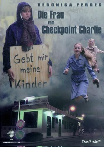Die Frau vom Checkpoint Charlie - DVD