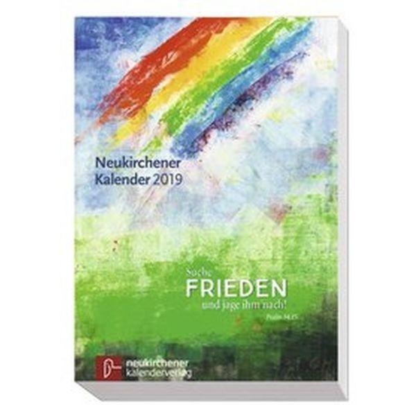 Neukirchener Buchkalender 2019 - Kartoniert