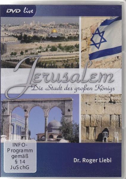 Jerusalem – Die Stadt des großen Königs (Video - DVD)