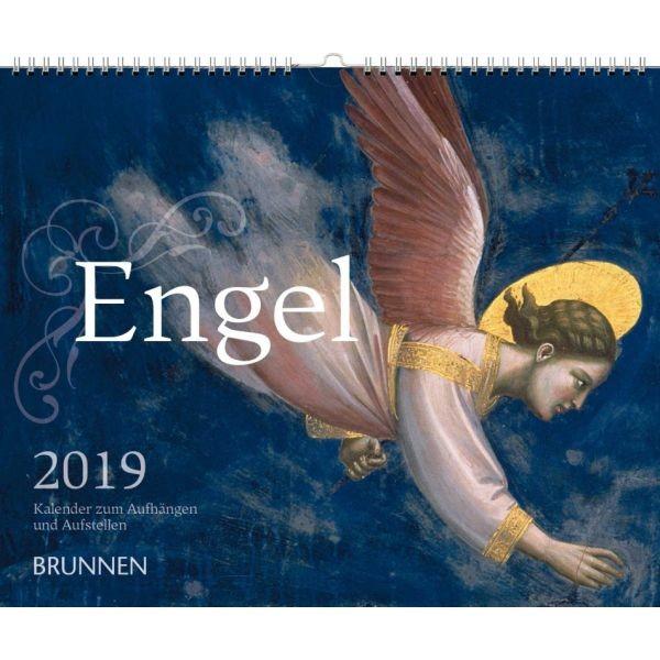 Engel 2019 - Kunstkalender