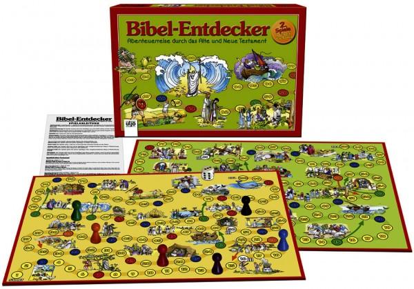 Gesellschaftsspiel Bibel-Entdecker