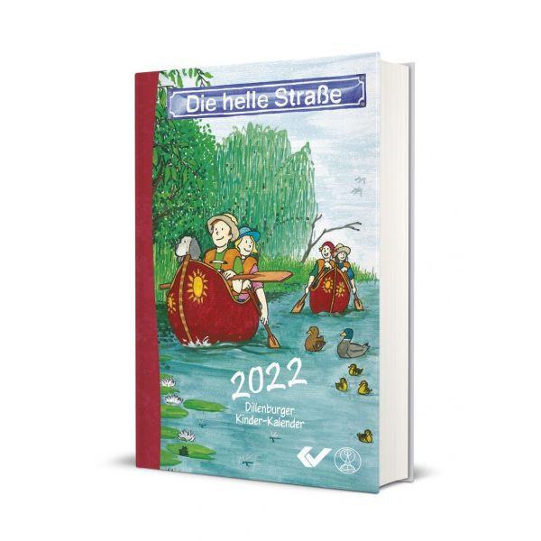 Die Helle Straße 2022, Buchkalender