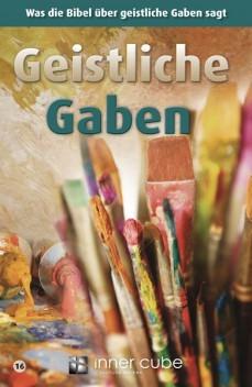 Geistliche Gaben - Studienfaltkarte 16