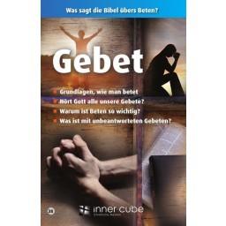 GEBET - Studienfaltkarte No. 38