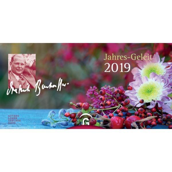 Jahres - Geleit 2019 mit Dietrich Bonhoeffer