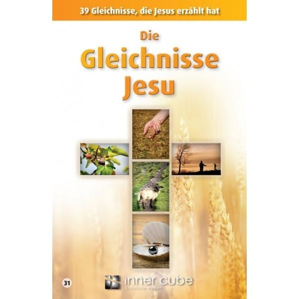 Die Gleichnisse Jesu - Studienfaltkarte 31