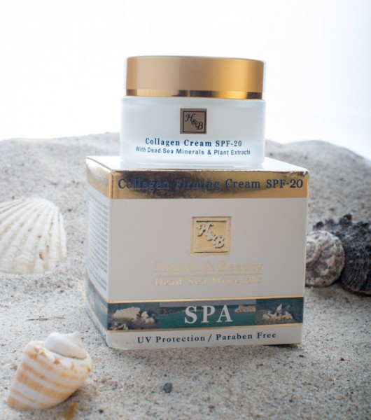 Health & Beauty - Collagen-Creme - SPF-20