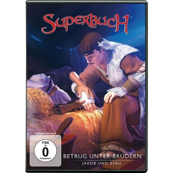DVD - Superbuch - Betrug unter Brüdern (3)