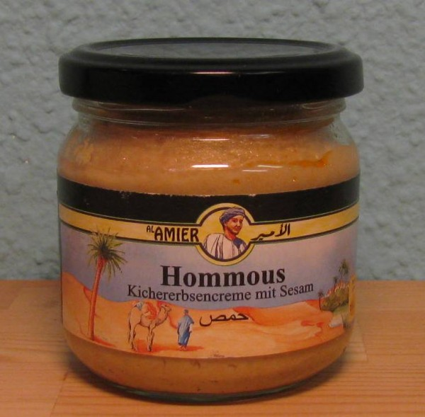 Hummus / Hommous