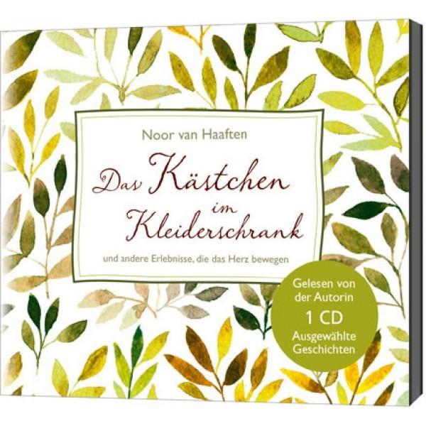 Das Kästchen im Kleiderschrank - Hörbuch (Audio - CD)