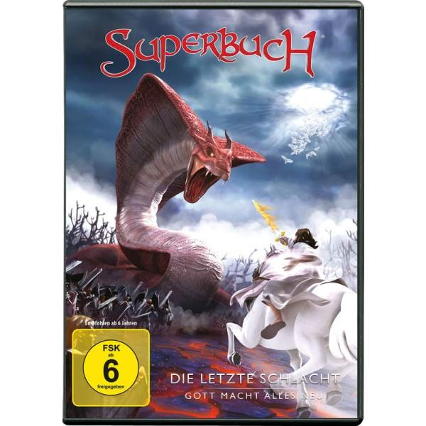 DVD - Superbuch - Die letzte Schlacht (13)