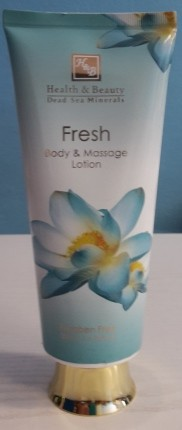 Healt & Beauty - Body - und Massage Lotion Fresh