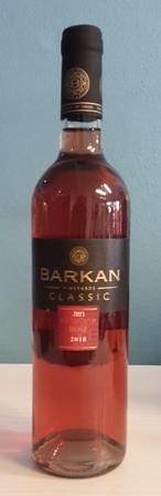 Barkan - Classic Rosé - halbtrocken