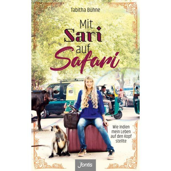 Tabitha Bühne, Mit Sari auf Safari